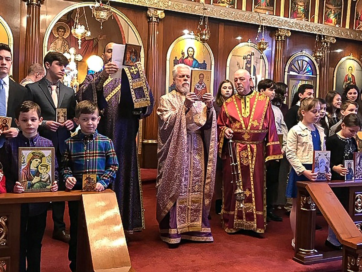 St. Haralambos Sunday School