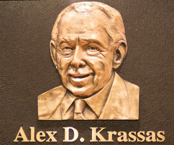 Alex-D-Krassas-Plaque